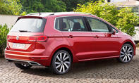 VW Golf Sportsvan Facelift (2017)