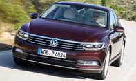 VW Passat B8 (2014)