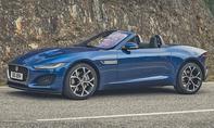 Jaguar F-Type Roadster 3.0