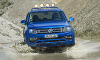 VW Amarok: Test