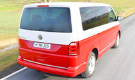 VW Multivan: Familien-Test