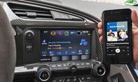 Chevrolet Corvette: Connectivity