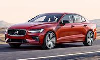 1. Platz Volvo S60/V60 23,1 % (Importwertung)