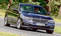1. Platz BMW 5er 27,1 %