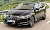 1. Platz Skoda Superb 31,8 % (Importwertung)