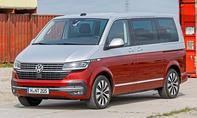 1. Platz VW Multivan 30,7 %