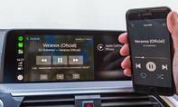 BMW X3 M40d: Connectivity