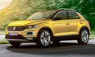 1. Platz VW T-Roc 20,8 %