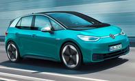 1. Platz VW ID.3 27,4 %
