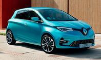 1. Platz Renault ZOE 19,1 % (Importwertung)