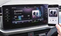 Skoda Scala: Connectivity