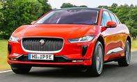 1. Platz Jaguar I-Pace 35,4 % (Importwertung)