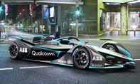 Formel-E-Auto (2018) Gen2-Fahrzeug