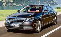 1. Platz Mercedes S-Klasse 20,0 % (Luxuslimousinen)