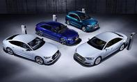 Audi Plug-in-Hybride