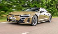 Audi RS e-tron GT – Bester Elektro-Sportler 2021