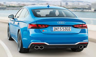 Audi S5 Sportback Facelift (2019)
