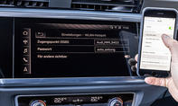 Audi Q3/Audi Q3 Sportback: Connectivty