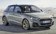 1. Platz Audi A1 Sportback 21,7 %