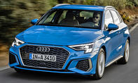 1. Platz Audi A3 Sportback 15,0 %