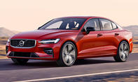 1. Platz Volvo S60/V60 23,3 % (Importwertung)