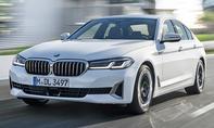 1. Platz BMW 5er 29,0 %