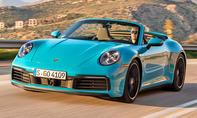 1. Platz Porsche 911 Cabrio 17,2 %