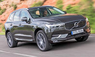1. Platz Volvo XC60 13,0 % (Importwertung)