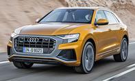 1. Platz Audi Q8 13,9 %