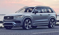 1. Platz Volvo XC90 20,9 % (Importwertung)