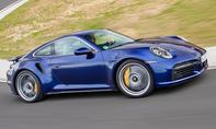 1. Platz Porsche 911 Turbo S 22,2 %