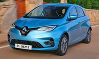 1. Platz Renault ZOE 16,0 % (Importwertung)