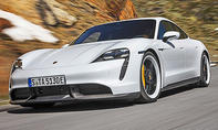 1. Platz Porsche Taycan 47,1 %