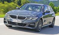 1. Platz BMW 330e Touring 22,4 %