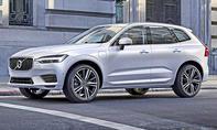 1. Platz Volvo XC60 T8 Recharge 17,9 % (Importwertung)