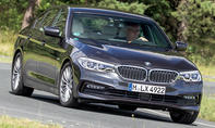 1. Platz – BMW 5er, 26,3 %