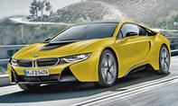 1. Platz – BMW i8, 19,4 % (E-/Hybrid-Powercars)