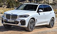 1. Platz – BMW X5, 18,8 % (Luxus-SUV)