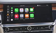 Bentley Continental GTC: Connectivity