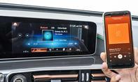 Mercedes EQC: Connectivity