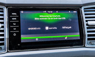 Skoda Kodiaq: Connectivity
