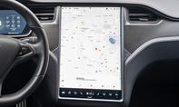Tesla Model S Performance: Connectivity