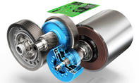 2-Gang-Antrieb für E-Autos von ZF