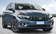 Fiat Tipo Facelift (2020)