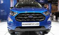 Ford Ecosport Facelift auf der IAA