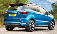 Ford Ecosport Facelift (2017)