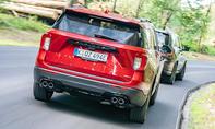 Ford Explorer ST: Preis-Leistungs-Sieger des Jahres 2020