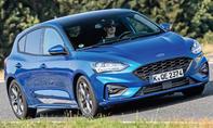 1. Platz – Ford Focus, 16,9 %