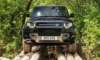 Land Rover Defender V8 (2021)