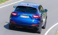 Maserati Levante Trofeo: Bester Motor des Jahres 2020